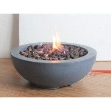Haedi Gas Fire Pit - Small