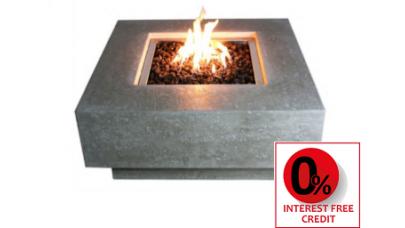 Elementi Manhattan Table Fire Pit
