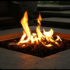 Elementi Manhattan Table Fire Pit