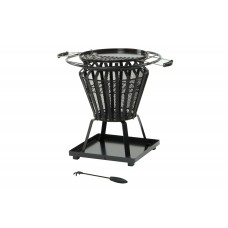 Signa Steel Basket Fire Pit