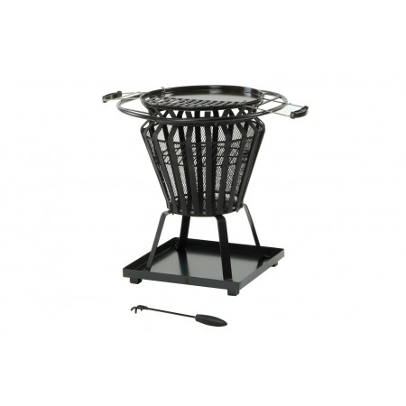 Signa Steel Basket Fire Pit