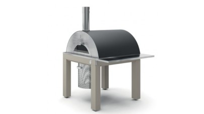 Fontana - Bellagio Wood Pizza Oven with Trolley