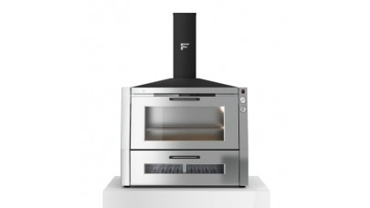 Fontana - Char-Oven Built In Charcoal & Wood Fired Oven