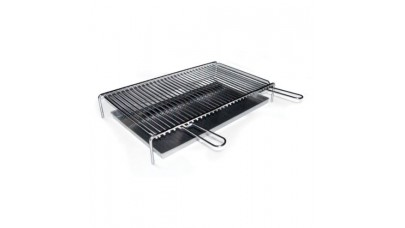 Fontana - Stainless Steel Grill & Roasting Set