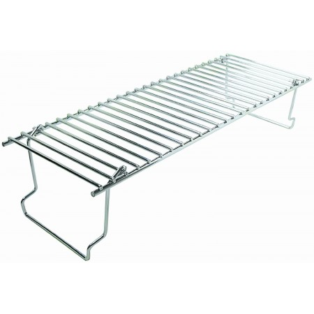 BBQ Grill Pro Universal Chrome Warming Rack