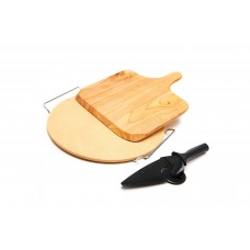 Grill Pro 98155 Pizza/Grilling Stone