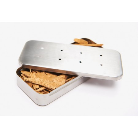Grill Pro Stainless Steel Smoker Box