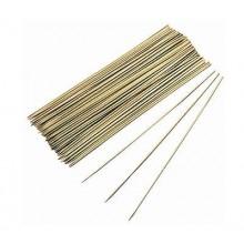 Grill Pro 10'/25.4cm Bamboo Shish Kebab Skewers (100pp)