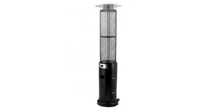 Lifestyle Black Emporio Flame Heater LFS831