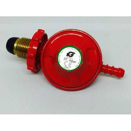 Propane Regulator with Handwheel 37mbar