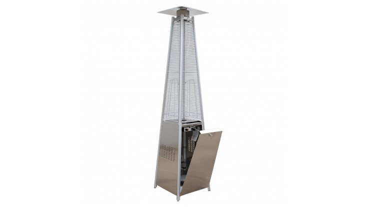 Flame Patio Heater Door for Tahiti Flame Patio Heater (Stainless Steel or LED models)