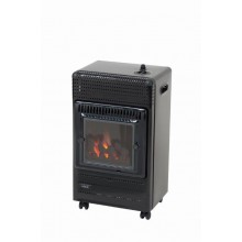 Lifestyle Living Flame Portable Gas Heater