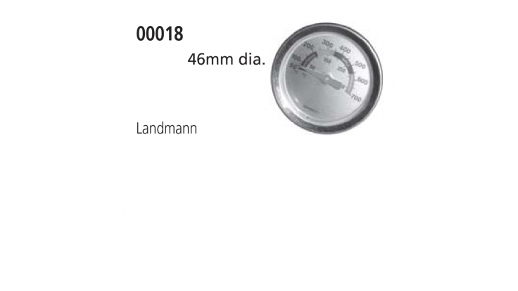 00018 BBQ Heat Indicator - Blooma/Landmann/Outback/Weber