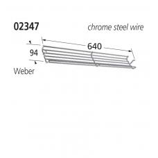 02347 BBQ Cradle Rack - Weber