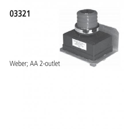03321 BBQ Spark Generator - Weber