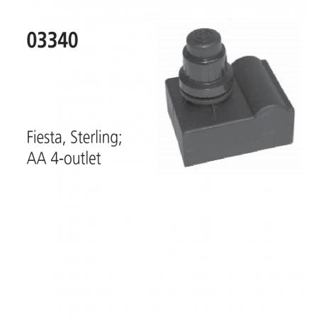 03340 BBQ Spark Generator - Ducane/Fiesta/Uniflame