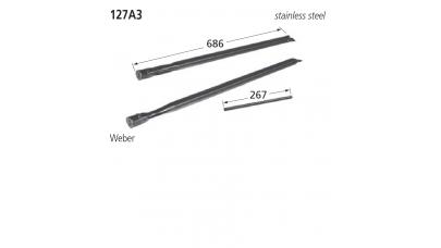 127A3 BBQ Burner - Weber