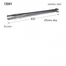 13041 BBQ Stainless Steel Burner - Ducane