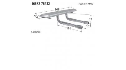 16682-76432 BBQ Burner - Outback
