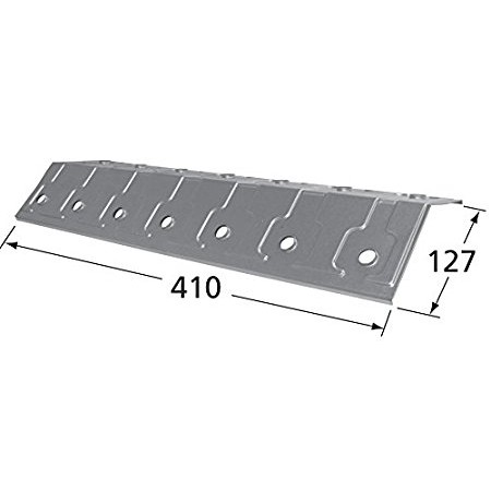 95521 Stainless Steel Heat Plate for Blooma