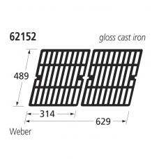 62152 BBQ Grill - Weber