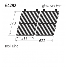 64292 BBQ Grill - Broil King