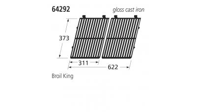 64292 BBQ Grill - Broil King