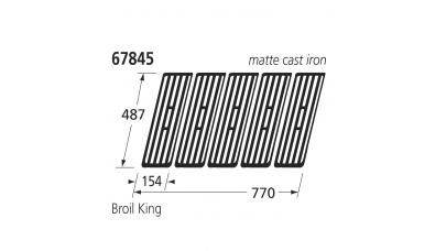 67845 BBQ Grill - Broil King