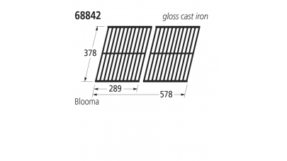 68842 BBQ Grill - Blooma