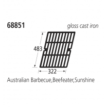 68851 BBQ Grills - Beefeater/Sunshine