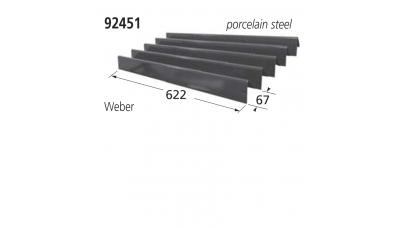 92451 BBQ Heat Plates - Weber