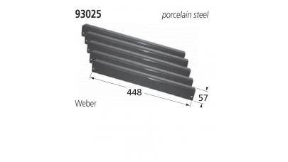 93025 BBQ Heat Plates - Weber