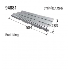 94881 BBQ Heat Plate - Sterling/Broil King