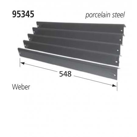 95345 BBQ Heat Plates - Weber