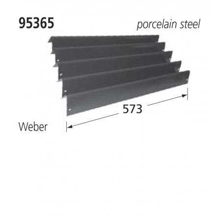 95365 BBQ Heat Plates - Weber