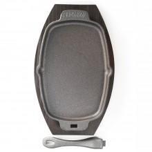 Napoleon Cast Iron Sizzle Platter 56008