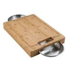 Napoleon Cutting Board with Bowls 70012