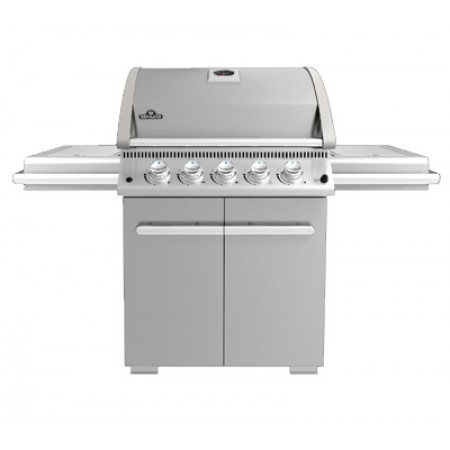 Napoleon LE485RSIB LE3 Natural Gas BBQ - Free Cover