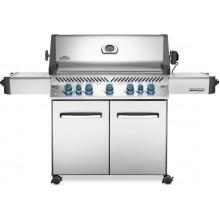 Napoleon Prestige P665RSIBPSS-GB Gas Barbecue - Free Cover & Rotisserie