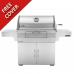 Napoleon PRO605CSS Charcoal Professional Barbecue