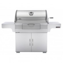 Napoleon PRO605 CSS Charcoal Professional Barbecue - Free Cover