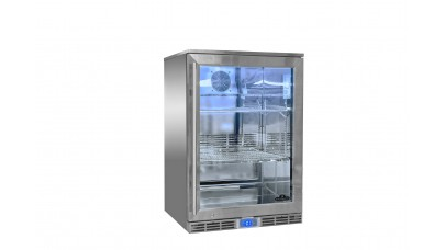 Napoleon Commercial Grade Outdoor Single Fridge - Left Hand Opening NFR1350LGL-GB