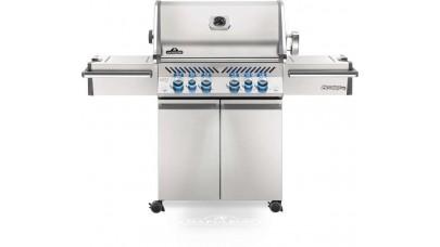 Napoleon Prestige PRO500RSIBNSS-3-GB Natural Gas BBQ - Free Rotisserie