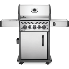 Napoleon Rogue RSE425RSIBPSS-1-GB Gas BBQ - Free Cover