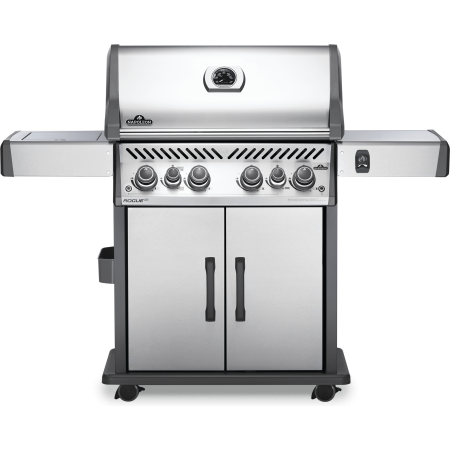 Napoleon Rogue RSE525RSIBPSS-1-GB Gas BBQ - Free Cover