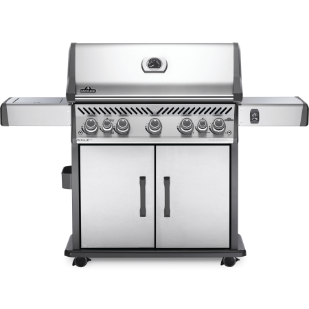 Napoleon Rogue RSE625RSIBPSS-1-GB Gas BBQ - Free Cover