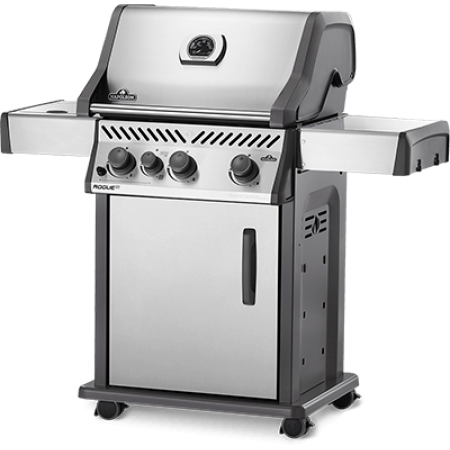 Napoleon Rogue RXT425SIBPSS-1-GB Gas BBQ - Free Cover