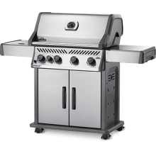 Napoleon Rogue RXT525SIBPSS-1-GB Gas BBQ + Free Cover
