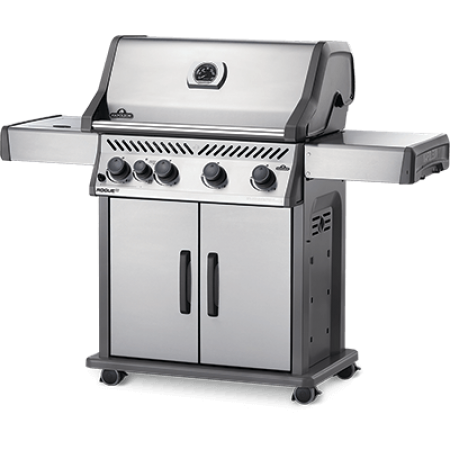 Napoleon Rogue RXT525SIBPSS-1-GB Gas BBQ - Free Cover