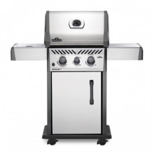 Napoleon Rogue RXT365SIBPSS-1-GB Gas BBQ - Free Cover